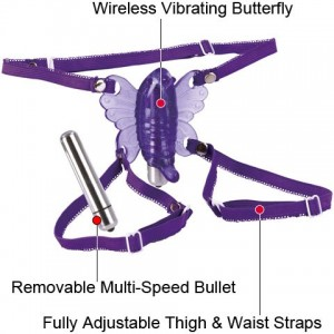Brand New Wireless Venus Butterfly Clit Stimulating Vibrators review