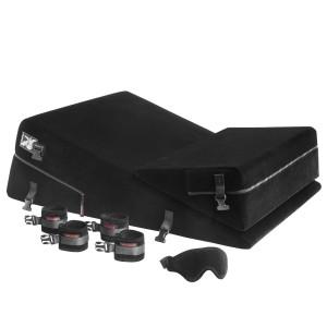 Liberator Black Label WedgeRamp ComboRegular with Cuff Kit Black Microfiber review